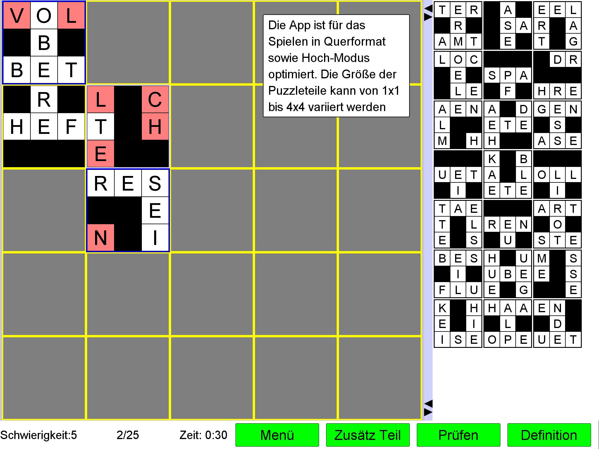 Kreuzworträtsel Online Sz